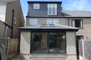 Full dormer loft conversion