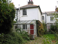 Georgian House extension before image